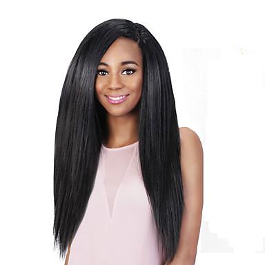 Hår til fletning Klassisk Hairextensions med menneskehår Toyokalon Hair Hårfletter Daglig