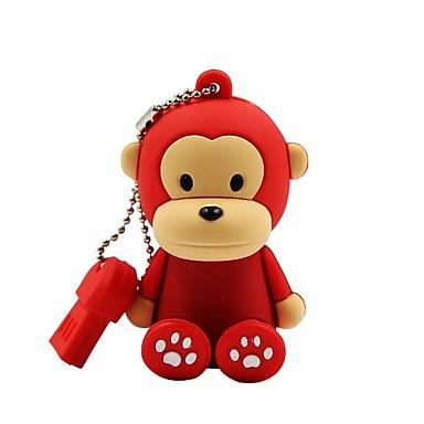 Mrówki 16GB Pamięć flash USB dysk USB USB 2.0 Plastik Kształt zabawki / Zwierzę Szkoła / Brelok do kluczy ANTS-Monkey-16