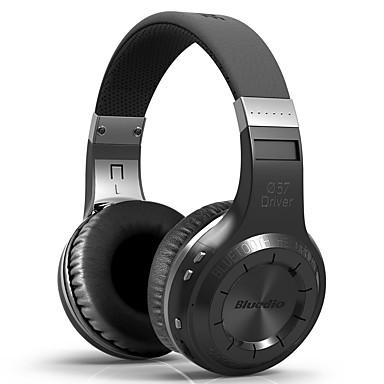 Bluedio HT Ponad uchem Bezprzewodowy / a Słuchawki Dynamiczny Plastikowy Sport i fitness Słuchawka z mikrofonem / Z kontrolą głośności Zestaw słuchawkowy