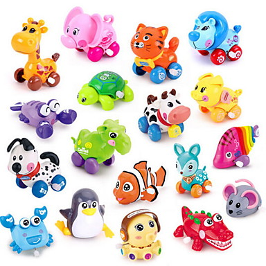 Zabawka nakręcana Zabawki Rybki Zwierzę Tworzywa sztuczne Sztuk Dla obu płci Prezent