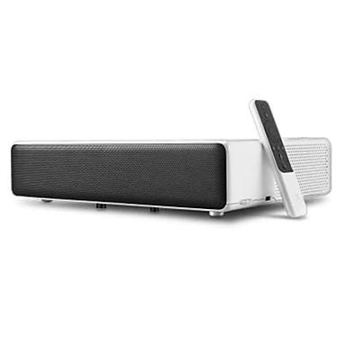 povoljno Kućni audio i video-engleska verzija xiaomi mijia laserska projekcija tv 150 inča 1080 puna hd 4k wifi 2.4g / 5ghz bluetooth 4.0 dolby dts 5000 lumena