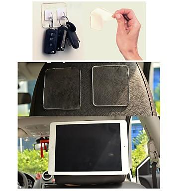 multifunksjonell glidende matte pu anti-glidelåse til bil-mobiltelefon