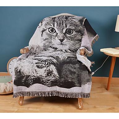 Super Soft,Applique Animals 100% Polyester Blankets
