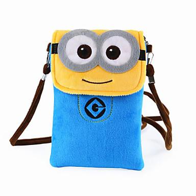 Kinder Taschen Pelz Kindertaschen Reißverschluss für Normal Herbst Blau Gold Dunkelblau Gelb