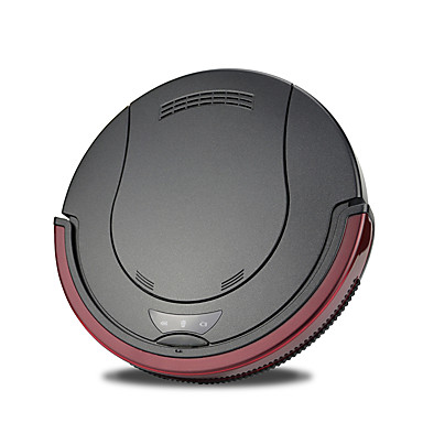 cheap Smart Robots-VBOT Robot Vacuum Cleaner GVR550E Self Recharging Avoids Falling Anti-collision System Remote Automatic cleaning Spot Cleaning Edge Cleaning / Schedule Cleaning Plan / Slim design / Schedule Cleaning