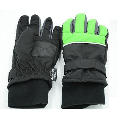 Rękawice narciarskie Dla obu płci mitenki Wodoodporny Nylon Narciarstwo Zima