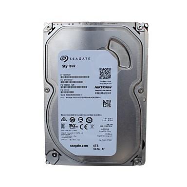 Seagate® Dyski twarde ST4000VX000 4TB Desktop Internal Hard 5900 RPM SATA 64MB Cache 3.5-inch HDD na Bezpieczeństwo systemy 18*13cm 0.6kg