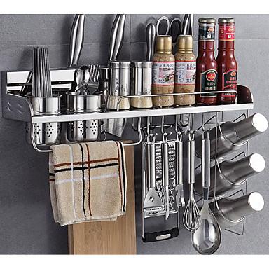 Organizacja kuchni Organizery na sztucce Stal nierdzewna Łatwy w użyciu 1 szt.