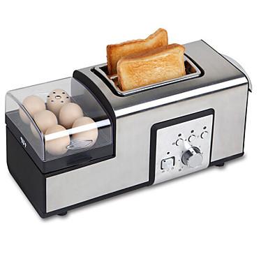 Stal nierdzewna 220-240 850 Wielofunkcyjne Tostery Urządzenie kuchenne