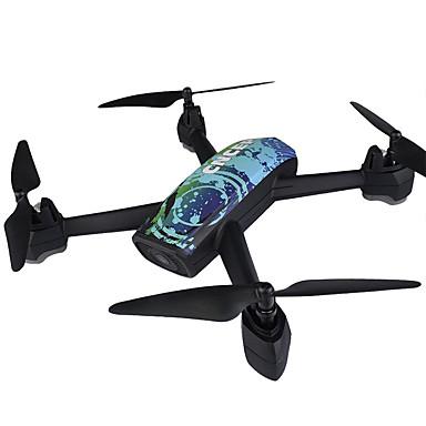 RC Dron JXD 518 4 kanały Oś 6 2,4G Z kamerą HD 2.0MP Zdalnie sterowany quadrocopter Powrót Po  Naciśnięciu Jednego Przycisku / Auto-Startu / Możliwośc Wykonania Obrotu O 360 Stopni Zdalnie Sterowany
