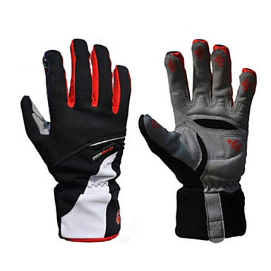 WEST BIKING® Sports Gloves Bike Gloves / Cycling Gloves / Ski Gloves Waterproof / Keep Warm / Windproof Full finger Gloves Spandex / Nylon