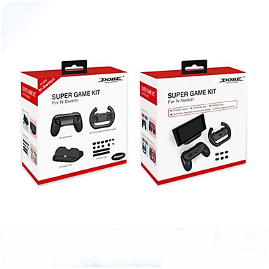 DOBE TNS-876 Sady doplňků Pro Nintendo Spínač,ABS Sady doplňků #