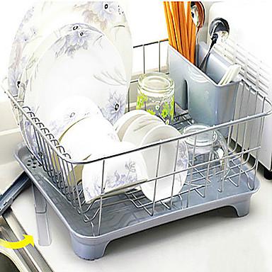 Plastikowy Łatwy w użyciu Organizatorzy Flatware 1szt Organizacja kuchni