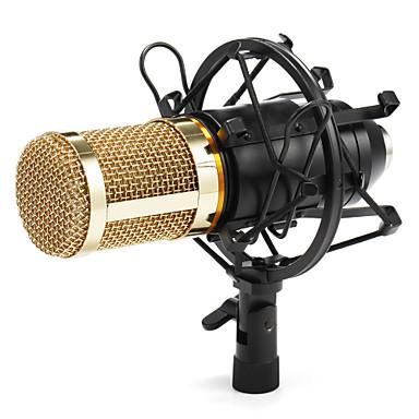 3,5 mm Mikrofon Przewodowa Mikrofon kondensatorowy Mikrofon ręczny Na Mikrofon komputerowy