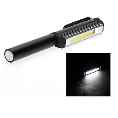 billige Lommelykter & campinglykter-SH01 Led Lys Nødlys sikkerhet lys 200 lm LED - LED emittere LED Lys Camping / Vandring / Grotte Udforskning Dagligdags Brug Sykling Svart