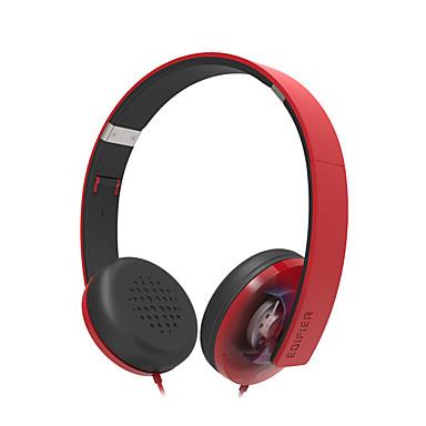 EDIFIER H750 רצועת ראש חוטי אוזניות דִינָמִי פלסטי גיימינג אֹזְנִיָה מתקפל אוזניות