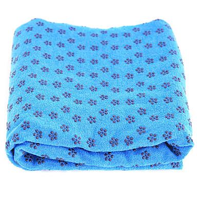 Mat Bags Yoga Towels Odor Free Eco-friendly Non-Slip Waterproof Quick Dry Non Toxic Sticky Polyester (1/8 inch) 3 mm for