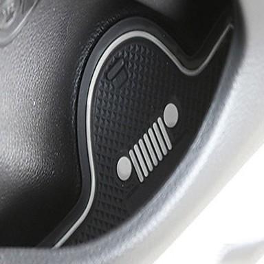 voordelige Auto-cabinematten-Autoproducten Groove Mat Auto-cabinematten Voor Jeep Afvallige