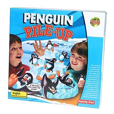 משחקי לוח פינגווין חיה 1 pcs בגדי ריקוד ילדים בנים בנות צעצועים מתנות