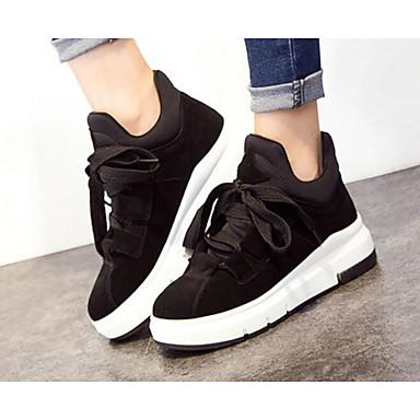 Mujer Zapatos Cuero / Nobuck / Cuero Primavera / Cuero Otoño Confort 002461