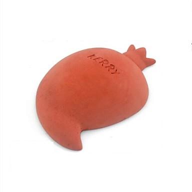 / אבן Mineral עכבר צעצועי לעיסה כתום
