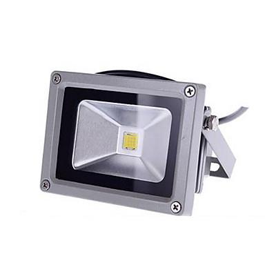 10W 700-900 lm LED-schijnwerperlampen 1 leds Geïntegreerde LED Warm wit Koel wit AC 85-265V