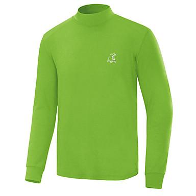 בגדי ריקוד גברים גולף רוכסן עליון עמיד / ייבוש מהיר / נשימה גולף / פעילות חוץ ספורט וחוץ / חורף
