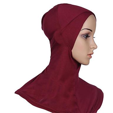 תחפושות מצריות חיג'אב בגדי ריקוד נשים פסטיבל / חג תחפושות ליל כל הקדושים תכלת סגול בהיר חום אדום כחול אחיד