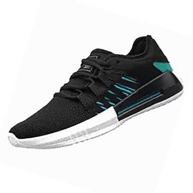בגדי ריקוד גברים נעלי נוחות רשת אביב / סתיו נעלי אתלטיקה כדורסל לבן / שחור אדום / שחור / ירוק