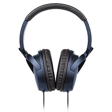 EDIFIER H840 רצועת ראש חוטי אוזניות דִינָמִי פלסטי גיימינג אֹזְנִיָה אוזניות