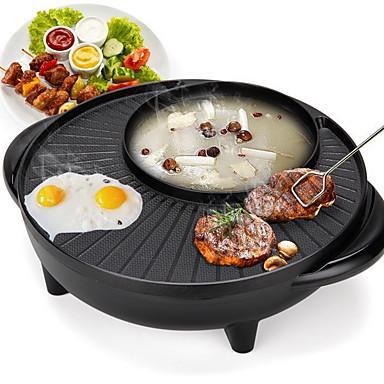 סיר מיידי פלדת על חלד כלים לשמירת חום האוכל 220 V 1200 W מכשיר מטבח