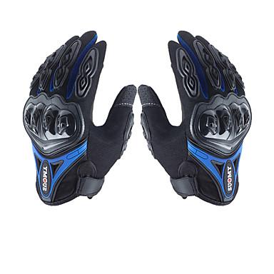 povoljno Automoto-Cijeli prst Uniseks Moto rukavice Najlon Anti-Slip
