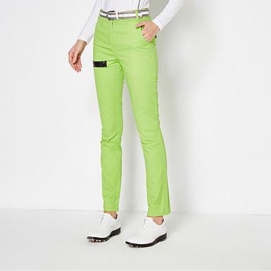 בגדי ריקוד נשים גולף מכנסיים עמיד / ייבוש מהיר / נשימה גולף / פעילות חוץ ספורט וחוץ