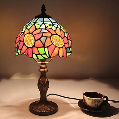 מודרני / עכשווי דקורטיבי מנורת שולחן עבור חדר שינה מתכת 220V