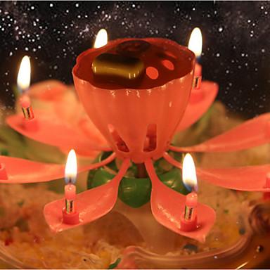 חופשה נושא קלאסי נושא אגדות מצדדים נרות - 1 נרות קישוט אחרים תיק מתנה כל העונות