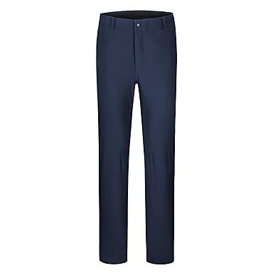 בגדי ריקוד גברים מכנסיים לטיולי הליכה חיצוני ייבוש מהיר, נשימה, גמישות גבוהה מכנסיים פעילות חוץ / ספורט רב פעילותי - Snowwolf®