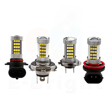 H8 / 9006 / 9005 Car Light Bulbs 35W SMD 3528 3200lm 66 Fog Light For universal All Models All years