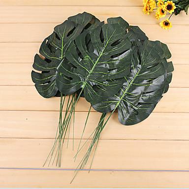 e9399f970c30c6 tanie Wystrój wnętrz-Sztuczne Kwiaty 10 Gałąź Styl pasterski Rośliny  Bukiety na stół