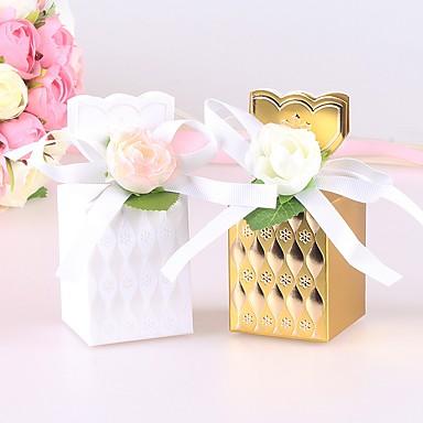 בקבוק אמנות נייר מחזיק לטובת עם מסרק פרח אהובה סגנון רצועות תחבושות קופסאות קישוט
