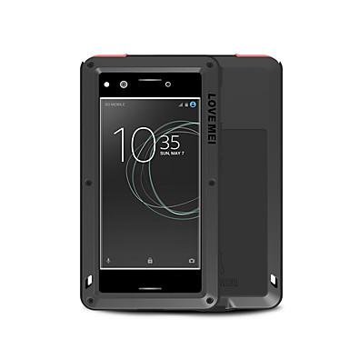 מגן עבור Sony Xperia XZ Premium מוגן מים / עפר / הלם כיסוי מלא אחיד קשיח מתכת ל Sony Xperia XZ Premium