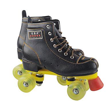 billige Scootere, skateboard og rulleskøyter-Rulleskøyter Voksne Pusteevne, Mykhet Cadmium Steel - Svart Rulleskøyting