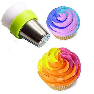 Narzędzia do pieczenia Tworzywa sztuczne Narzędzie do pieczenia / Kreatywne Tort / Ser / Pudding Przybory deserowe / Narzędzia makaronowe 5szt