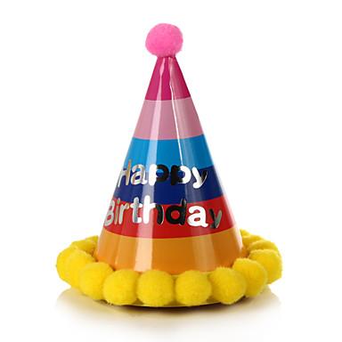 מסיבה\אירוע ערב / מסיבת יום הולדת חומר / נייר קישוטי חתונה חופשה / יומהולדת אביב, סתיו, חורף, קיץ
