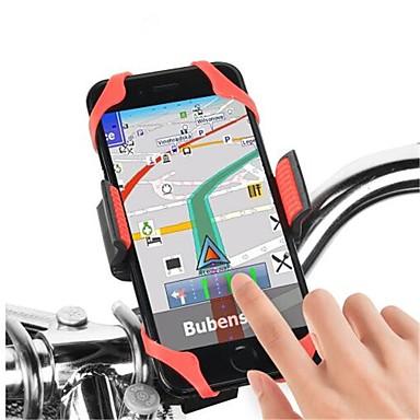 אופנועים אופנייים בעל דוכן הר מעמד מתכוונן מסתובב360מעלות ספורט ושטח מתכת PC גוּמִי מחזיק