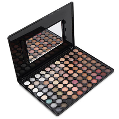88pcs Kombination Lidschatten Puder Smokey Makeup / Alltag Make-up
