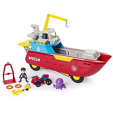 צעצועי מקצועות ומשחקי תפקידים סירה סימולציה מעטפת פלסטיק מתנות
