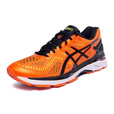 408ecd16c84 ASICS GEL-KAYANO 23 Hombre Zapatillas de Running Zapatillas de deporte EVA  Running Entrenador Listo