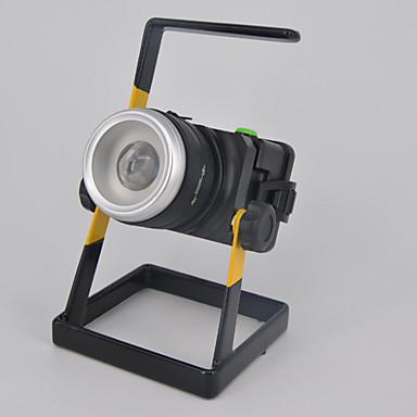 billige Lommelykter & campinglykter-Lanterner & Telt Lamper LED LED emittere 3000 lm 1 lys tilstand Camping / Vandring / Grotte Udforskning Dagligdags Brug Dykning / Lystsejlads Hvit Lyskilde Farge