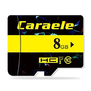 Caraele 8GB כרטיס SD כרטיס TF מיקרו כרטיס זיכרון Class10 CA-2