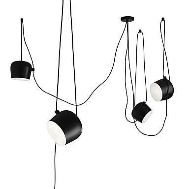 Modern / Zeitgenössisch Pendelleuchten Raumbeleuchtung - Ministil, 110-120V 220-240V Glühbirne nicht inklusive